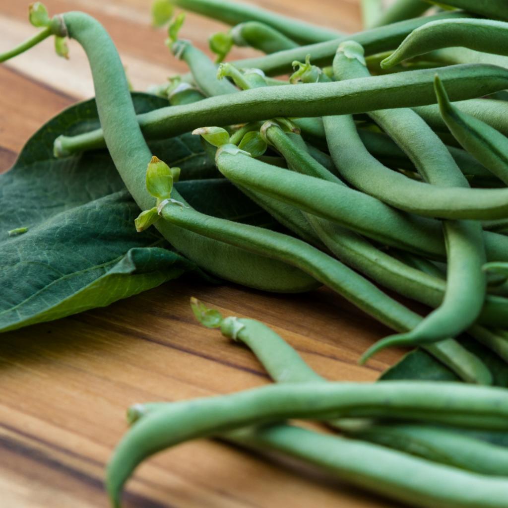 Bohnen grün