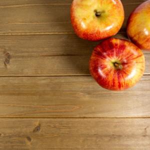 frische Äpfel Breaburn