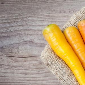 frische Karotten Pfaelzer
