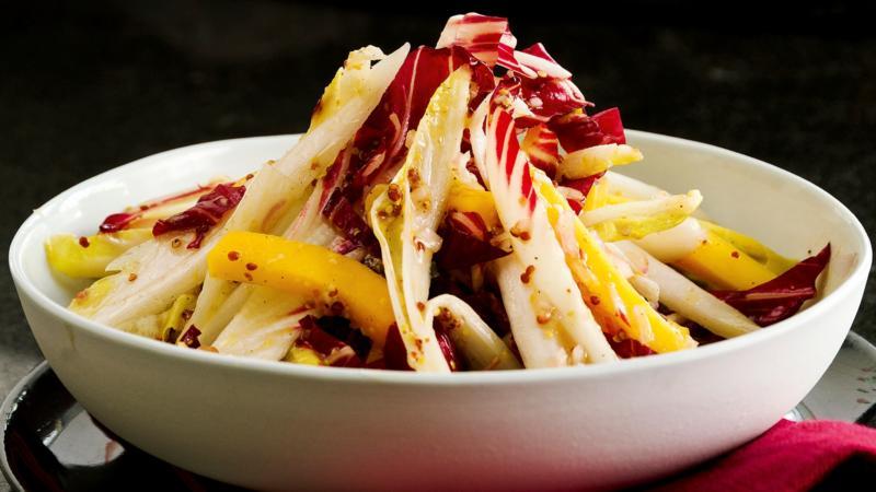 Chicorée Mango Salat