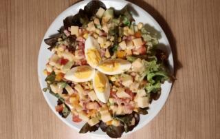 frischer Chef-Salad
